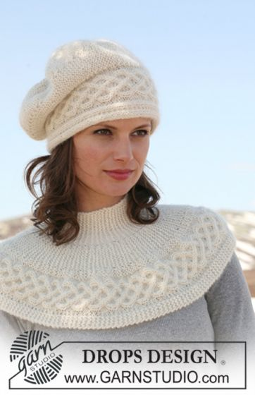 1c497c20bcd6 Mespelotes.com ♥ DROPS 115-32   modèle gratuit - Tricot ou crochet - Pour  les amoureux de laines sur mespelotes.com