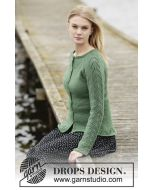 Green Forest Cardigan