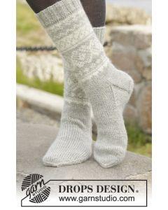 Silver Dream Socks