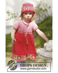 Sweet berry dress